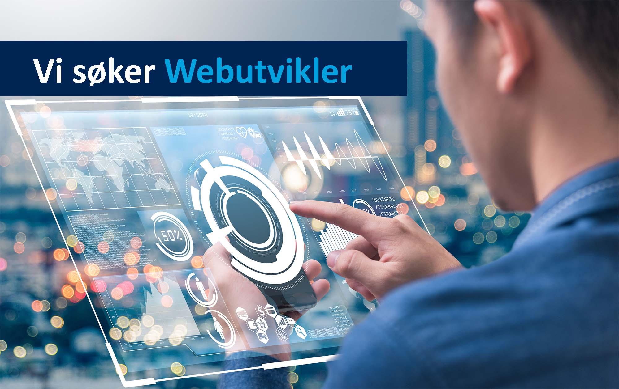 webutvikler-nettside